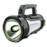 New              5000LM 3 Modes USB Rechargeable Super Bright LED Searchlight Spotlight Flashlight