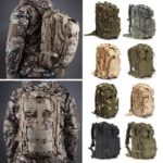 New              IPRee® 30L Outdoor Tactical Backpack Bag 600D Nylon Waterproof Camouflage Trekking Rucksack