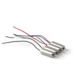 New              Eachine E111 RC Drone Quadcopter Spare Parts 615 6mm Brushed Coreless Motor CW&CCW 4PCS
