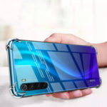 New              Bakeey Air Bag Shockproof Transparent Soft TPU Protective Case for Xiaomi Redmi Note 8T