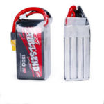 New              iFlight FULLSEND 14.8V 1550mAh 120C 4S Lipo Battery XT60 Plug 178g For FPV Racing RC Drone