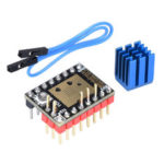 New              3Pcs BIGTREETECH TMC2209 V1.2 Silent StepSticks Stepper Motor Driver VS TMC2130/TMC5160 for 3D Printer Parts SKR V1.3/mini E3