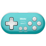 New              8Bitdo Zero 2 Mini bluetooth Gamepad Game Controller for Nintendo Switch for Windows Android for mac OS Steam Raspberry Pi