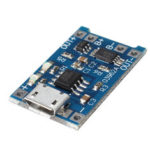 New              Micro USB 3.7v 3.6V 4.2V 1A 18650 TP4056 Lithium Battery Charger Module Charging Board Li-ion Power Supply Board