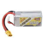 New              Gaoneng GNB 11.1V 1550mAh 100C 3S Lipo Battery XT60 Plug for GEPRC CineRun HD3 3 Inch FPV Racing Drone