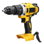 New              3 in 1 18V Brushless Cordless Compact Electric Impact Combi Hammer Drill Screwdriver Driver For Makita Battery