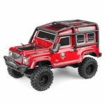 New              RGT 136240 V2 1/24 2.4G RC Car 4WD 15KM/H Vehicle RC Rock Crawler Off-road Two Battery