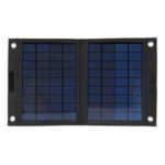 New              Sunpower 50W 18V Foldable Solar Panel Charger Solar Power Bank for Huawei iPhone Samsung