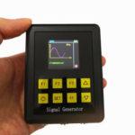 New              Adjustable PWM Pulse Sine Wave Current Voltage Analog Simulator 2-10V 4-20mA Signal Generator Sources Built-in Battery