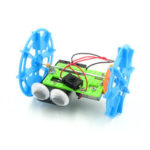 New              Real Maker DIY STEAM Smart Self-balancing RC Robot Car Educational Toy Kit