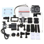 New              SJ7000 Waterproof 1080P HD WIFI 2.0 Inch LCD Screen Wide Angle Sport Action Camera