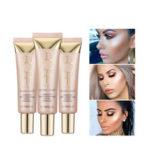New              O.TWO.O Shimmer Highlighter Cream 25ml Primer Base Contourin