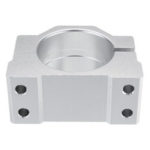 New              52MM DC ER11 High Speed DC Spindle Rush Air Cooled PCB Spindle Motor Bracket for 3D Printer