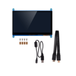 New              7 Inch Full View LCD IPS Touch Screen 1024*600 800*480 HD HDMI Display Monitor for Raspberry Pi