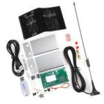 New              100KHz-1.7GHz Software Radio Full Band RTL-SDR Receiver DIY Kit Aviation Short Wave Broadband