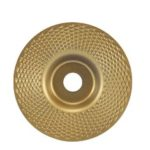 New              4 Inch Wood Shape Carving Disc Grinding Wheel Angle Grinder Metal Polishing Woodworking Abrasive Tools