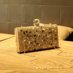 New              Women Fashion Crossody Bag Shoulder Bag Sequins Glitter Bag