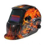 New              Auto Darkening Welding Grinding Helmet Electric Welding Helmet Welding Lens for MIG MMA TIG Welding Helmet Welders Mask