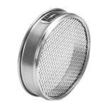 New              4-100 Mesh 4.75-0.15mm Aperture Lab Standard Test Sieve Stainless Steel Dia20cm
