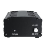New              XLR 48V Phantom Power Supply for Microphone with Adapter