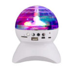 New              Wireless bluetooth Disco Ball Party Music Speaker LED Light Show for iPhone Xiaomi Huawei