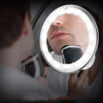 New              Makeup Mirror 10X Magnifying Vanity Mirror – 3 Color Modes &