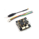 New              Eachine Novice-III 135mm 2-3S FPV Racing Drone Spare Part 5.8G 40CH Pegasus 25~400mW  VTX DVR 3.3V-5.5V