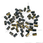 New              50Pcs 16V 1000UF 10 x 16MM High Frequency Low ESR Radial Electrolytic Capacitor