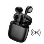 New              Baseus W04 Pro TWS bluetooth Earphone HiFi Stereo Touch Control Wireless Charging Headphone wtih Mic