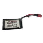New              Xinlehong 7.4v 1000mAh 2S Lipo Battery for Q901 Q902 Q903 1/16 RC Car Parts