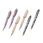 New              Moonman S1 EF/F 0.38/0.5mm Fountain Pen Writing Business Gift Office School Supplies