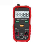 New              Auto Range Digital Multimeter Set NCV Ohmmeter Ac/dc Voltage Resistance