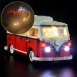 New              DIY LED Light Lighting Kit ONLY For LEGO 10220 Advanced Models VW T1 Camper Van