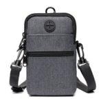 New              Travel Passport Holder Large Capacity Hanging Neck Passport Wallet Multi-function Waterproof Document Bag Messenger Bag Phone Bag Waist Bag