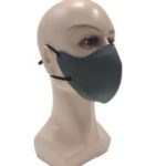 New              N99 FFP3 Face Mask Water Dust PM2.5 Proof Anti Smog Adjustable Nose Clip Filter Mouth Mask Protection W/ Filtration Pad