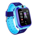 New              Z5 1.4in GPS Positioning HD Camera Voice Message SOS Anti-lost Chilren Smart Watch Phone LED Touch Screen Waterproof Flashlight Independent Dialing Kids Smart Bracelet