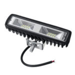 New              6 inch 12V 48W LED WORK LIGHT BAR Spot Lamp For OFF-ROAD 4WD SUV ATV CAR LAMPS B