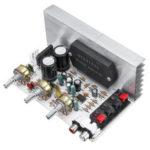 New              STK4132 50W+50W DX-0408 2.0 Channel STK Thick Film Series Amplifier board 10HZ-20KHZ