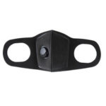 New              PM2.5 Sponge Face Mask Dust-proof Haze Breathing Valve Mask Protection 3D Ear Hanging Windproof Anti-Smog
