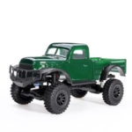New              K1 1/18 2.4G 4WD RC Car Electric Off-Road Full Proportional Crawler with LED Light RTR Model