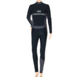 New              Men Diving Set Anti-UV Jellyfish Quick-drying Full Length Wetsuit Scuba Suit Swimming Surfing