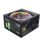 New              1200W Active ATX 12V PFC Desktop Gaming PC Power Supply 8PIN + 2x6PIN Silent Fan with LED Light