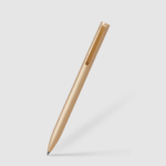 New              Original Xiaomi Mijia 0.5mm Writing Point Sign Pen Gold Mental Signing Pen
