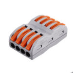 New              Wire Connector SPL-4 Quick Terminal 4 Position Docking Connector High Power Connector