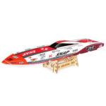 New              P1 Brushless High Speed 60km/h RC Boat Vehicle Models