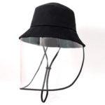 New              Anti-fog Spraying Fisherman Hat Anti-dust Breathable Face Mask Sunshade Windshield Sports Protective Mask Fishing Hat