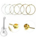New              1 Set Nanoweb 12002 Light Electric Guitar String Coating Antirust