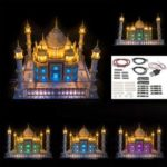 New              DIY LED Light Lighting Kit ONLY USB For LEGO 10256 Taj Mahal Bricks Toy