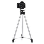 New              50/65/103/130/150cm Universal Adjustable Flexible Mobile Phone Stand Tripod for iPhone Digital Camera Camcorders DSLR SLR