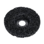 New              Flap Poly Strip Grinding Wheel Discs Paint Rust Remover Abrasive Clean For Angle Grinder